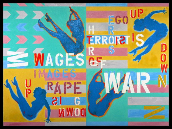 Wages of War Flag  – $1,200 / $50 mo. lease